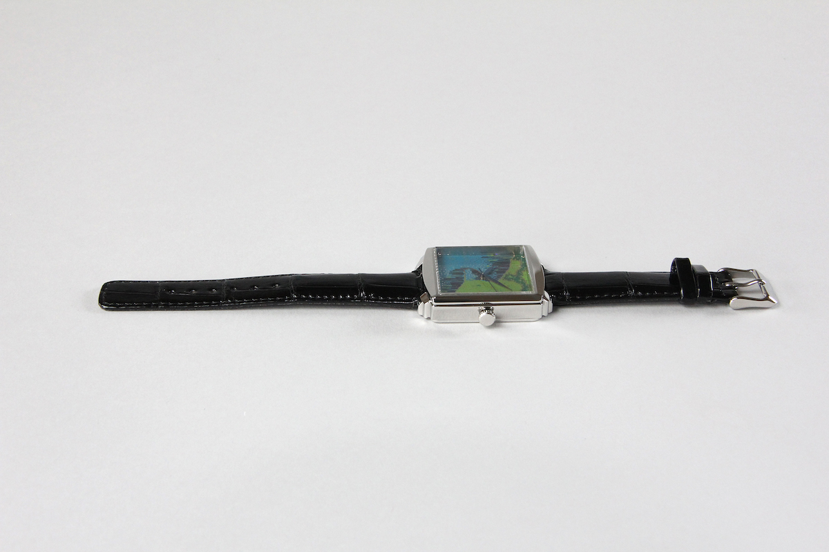 Urushi maki-e watches [Joga] Aurora