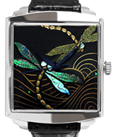 Maki-e watch[Dragonfly]