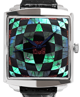 Maki-e watch[Abstract Art B]