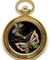 Maki-e watch[Butterfly]